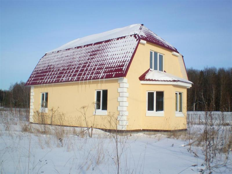 фото дом по канадской технологии